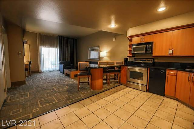 211 Flamingo Road #811, Las Vegas, NV 89169 (MLS #2288746) :: The Perna Group