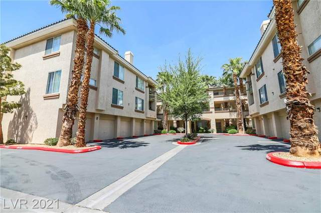 7127 S Durango Drive #310, Las Vegas, NV 89113 (MLS #2288796) :: Signature Real Estate Group