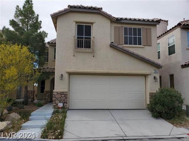 4993 Vacaville Avenue, Las Vegas, NV 89139 (MLS #2288797) :: The Perna Group