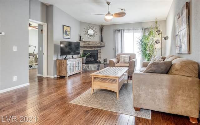 2635 S Durango Drive #203, Las Vegas, NV 89117 (MLS #2288811) :: Custom Fit Real Estate Group
