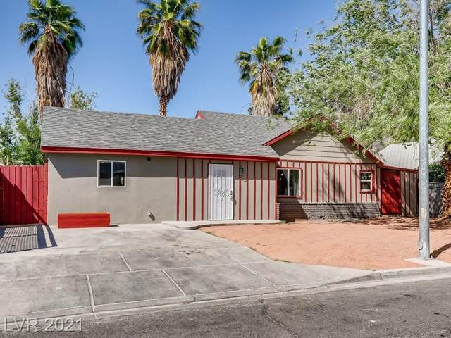 1315 Sweeney Avenue, Las Vegas, NV 89104 (MLS #2288827) :: The Perna Group