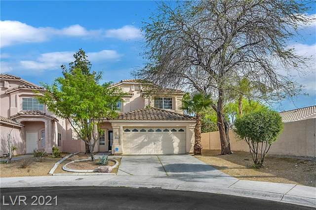 7945 Turtle Island Court, Las Vegas, NV 89129 (MLS #2288843) :: The Perna Group
