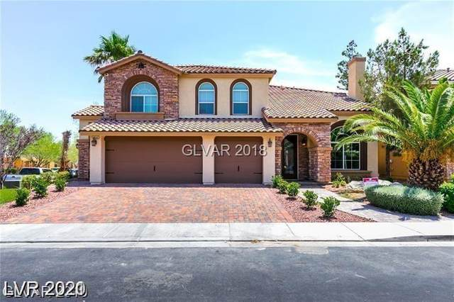 8556 Silver Coast Street, Las Vegas, NV 89139 (MLS #2288846) :: The Perna Group