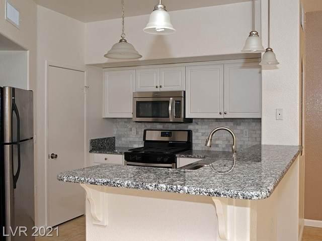5000 Red Rock Street #162, Las Vegas, NV 89118 (MLS #2288893) :: Signature Real Estate Group