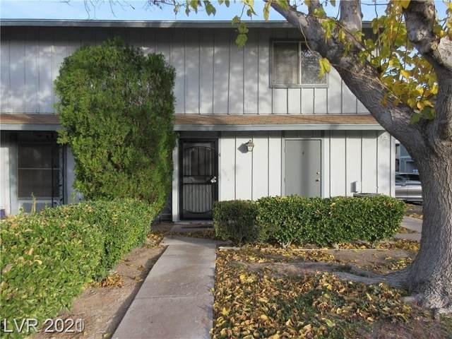 1441 Dorothy Avenue #4, Las Vegas, NV 89119 (MLS #2288923) :: Custom Fit Real Estate Group
