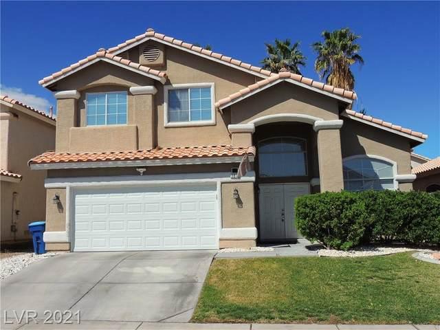 3813 Conough Lane, Las Vegas, NV 89129 (MLS #2288935) :: The Perna Group