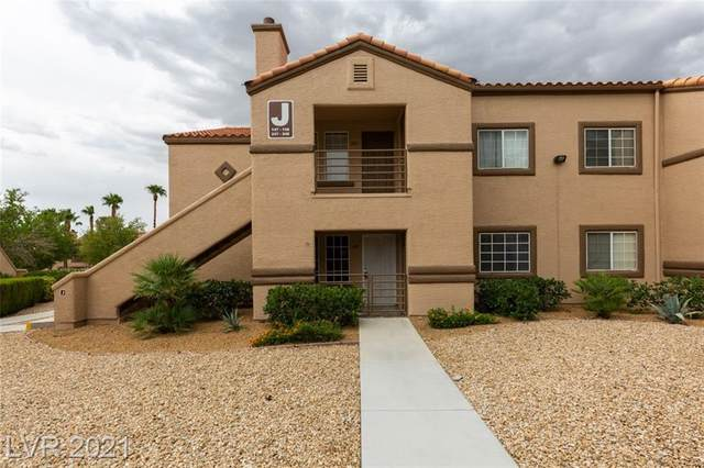 3450 Erva Street #147, Las Vegas, NV 89117 (MLS #2288953) :: Lindstrom Radcliffe Group