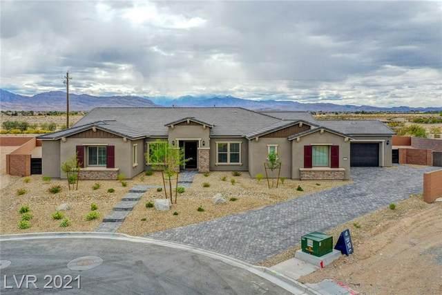 7778 Aztec Sandstone Court, Las Vegas, NV 89131 (MLS #2288963) :: Signature Real Estate Group