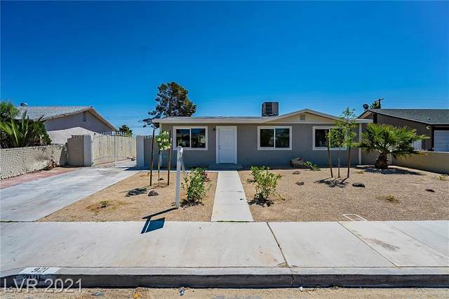 921 Slayton Drive, Las Vegas, NV 89107 (MLS #2288968) :: Signature Real Estate Group