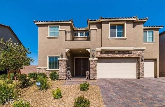 1164 Sparta Crest Street, Henderson, NV 89052 (MLS #2289003) :: Signature Real Estate Group