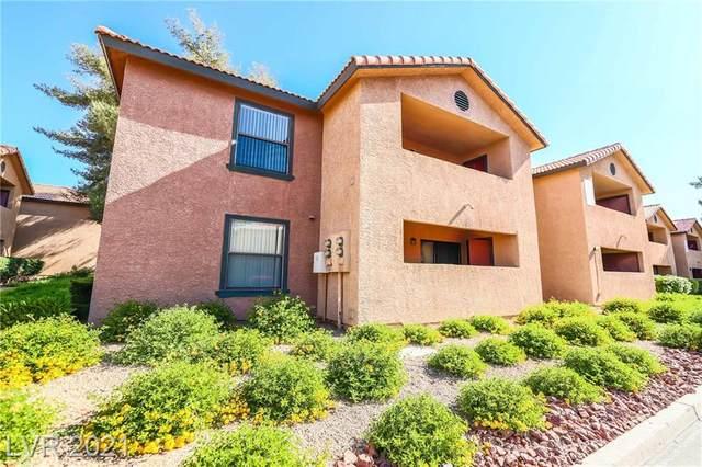 2451 N Rainbow Boulevard #2049, Las Vegas, NV 89108 (MLS #2289042) :: DT Real Estate
