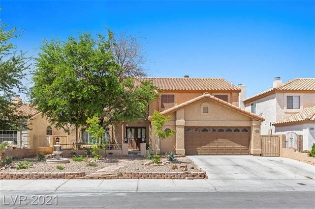 723 Rising Star Drive, Henderson, NV 89014 (MLS #2289044) :: Signature Real Estate Group
