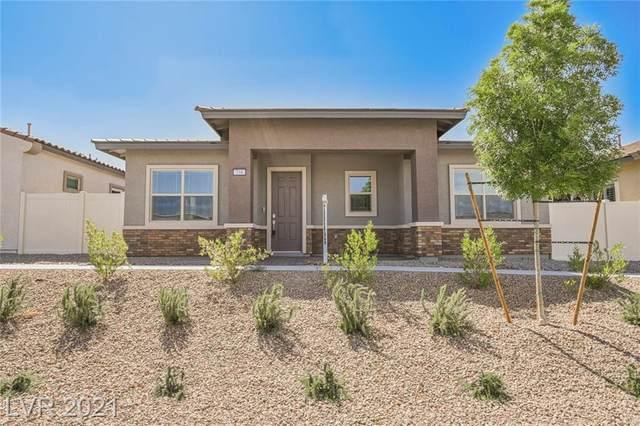 758 Cactus Crossing Street, Henderson, NV 89011 (MLS #2289046) :: Signature Real Estate Group