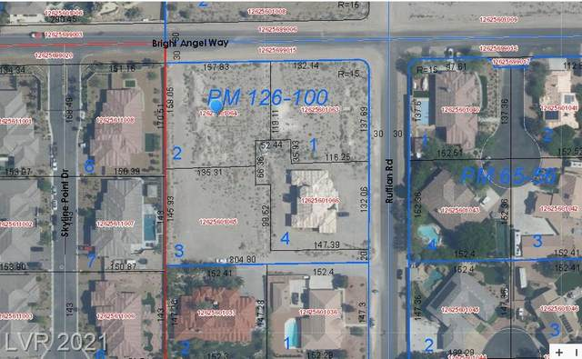 Ruffian-064, Las Vegas, NV 89149 (MLS #2289047) :: The Mark Wiley Group | Keller Williams Realty SW