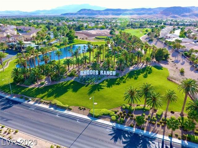 290 Falcons Fire Avenue, Las Vegas, NV 89148 (MLS #2289056) :: ERA Brokers Consolidated / Sherman Group