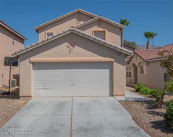 5024 Diamond Ranch Avenue, Las Vegas, NV 89131 (MLS #2289057) :: Signature Real Estate Group