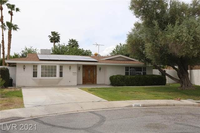3503 President Circle, Las Vegas, NV 89121 (MLS #2289062) :: Signature Real Estate Group