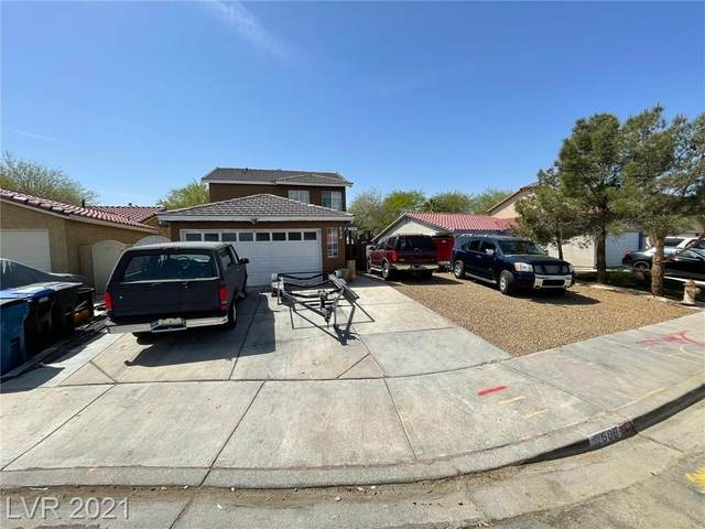 608 Oldham Avenue, Henderson, NV 89014 (MLS #2289064) :: Custom Fit Real Estate Group