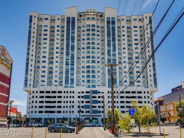 150 Las Vegas Boulevard #1114, Las Vegas, NV 89101 (MLS #2289069) :: The Perna Group