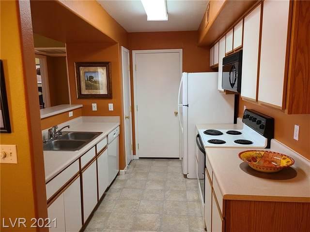 2300 E Silverado Ranch Boulevard #2071, Las Vegas, NV 89183 (MLS #2289099) :: The Perna Group