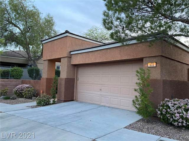 633 Mariola Street, Las Vegas, NV 89144 (MLS #2289108) :: The Perna Group