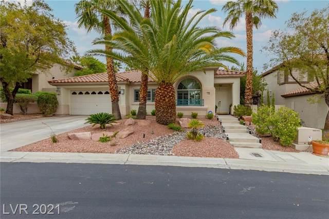 10224 Alessandro Avenue, Las Vegas, NV 89134 (MLS #2289109) :: Signature Real Estate Group