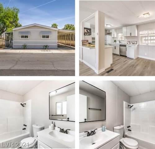 3182 Comitan Lane, Las Vegas, NV 89122 (MLS #2289120) :: Lindstrom Radcliffe Group