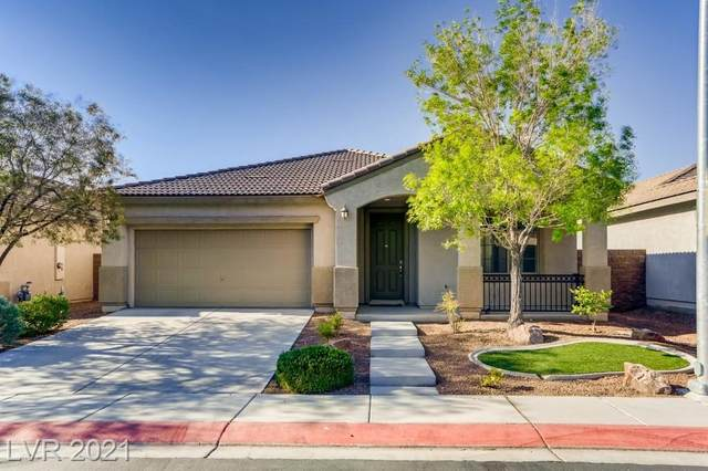 3917 Glenora Falls Street, North Las Vegas, NV 89085 (MLS #2289126) :: Custom Fit Real Estate Group