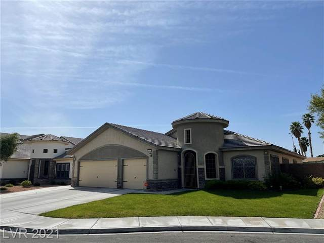 6251 Bunker Commons Court, Las Vegas, NV 89108 (MLS #2289133) :: Signature Real Estate Group