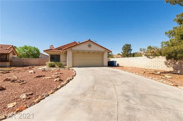 601 Freeburg Place, Las Vegas, NV 89123 (MLS #2289134) :: Signature Real Estate Group
