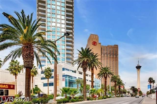 2700 Las Vegas Blvd Boulevard #3003, Las Vegas, NV 89109 (MLS #2289154) :: Custom Fit Real Estate Group