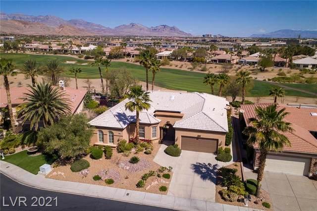 10630 Mandarino Avenue, Las Vegas, NV 89135 (MLS #2289193) :: Custom Fit Real Estate Group