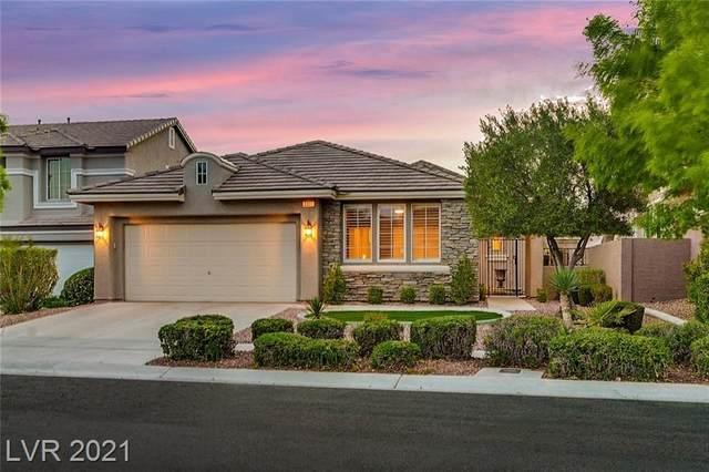 3337 Chesterbrook Court, Las Vegas, NV 89135 (MLS #2289209) :: Signature Real Estate Group