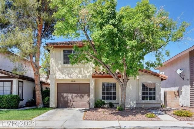 115 Blackberry Lane, Henderson, NV 89074 (MLS #2289231) :: Signature Real Estate Group