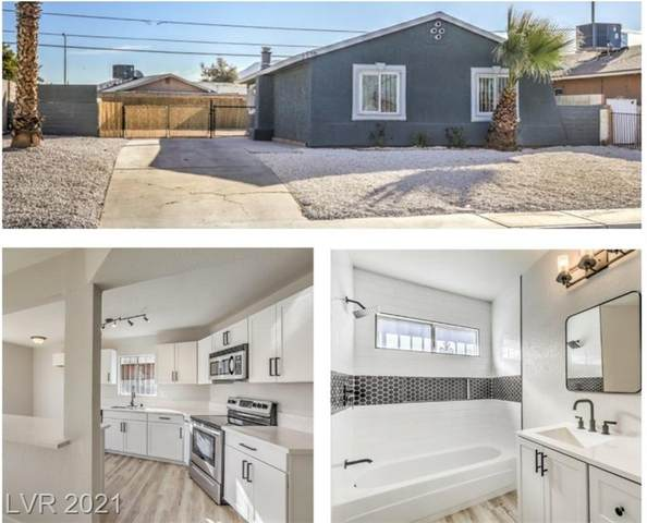 2276 Colebrook Street, Las Vegas, NV 89115 (MLS #2289237) :: Signature Real Estate Group