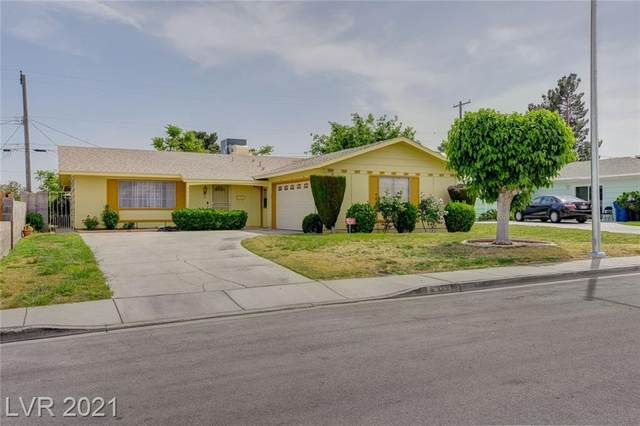321 Lance Avenue, North Las Vegas, NV 89030 (MLS #2289310) :: Custom Fit Real Estate Group
