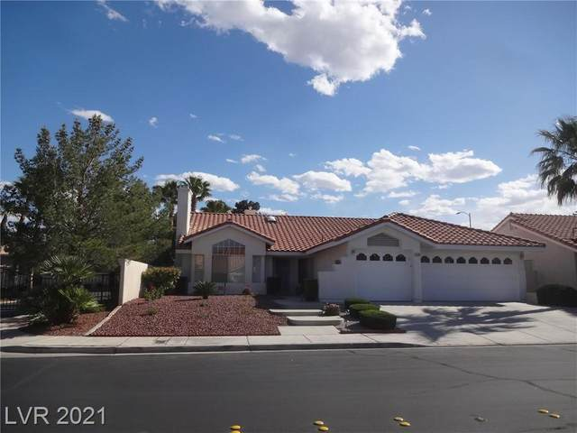 8209 Arch Bay Lane, Las Vegas, NV 89128 (MLS #2289315) :: Signature Real Estate Group