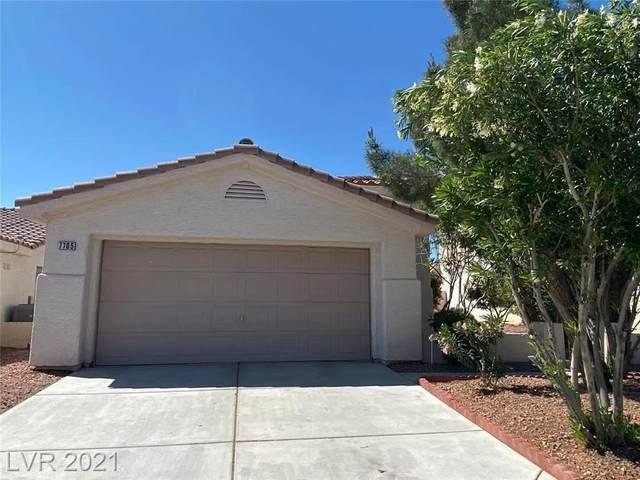 7705 Curiosity Avenue, Las Vegas, NV 89131 (MLS #2289328) :: Signature Real Estate Group