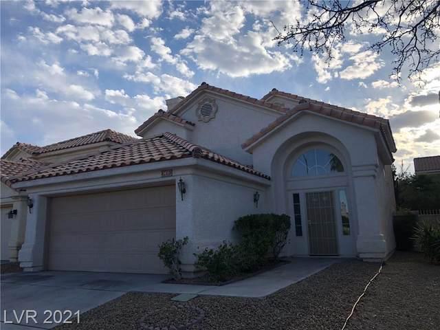 1433 Bellglen Drive, Las Vegas, NV 89128 (MLS #2289337) :: Signature Real Estate Group