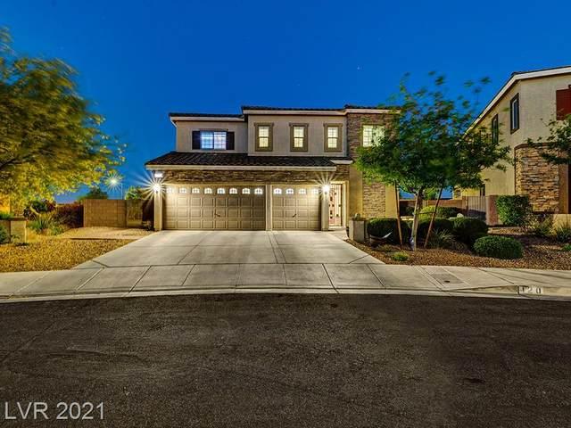 120 Errogie Street, Henderson, NV 89012 (MLS #2289371) :: Custom Fit Real Estate Group