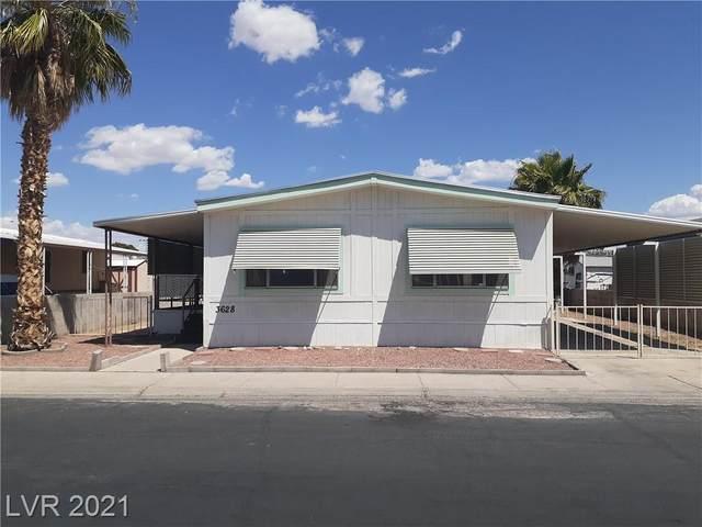 3628 Fort Mchenry Drive, Las Vegas, NV 89122 (MLS #2289391) :: Custom Fit Real Estate Group