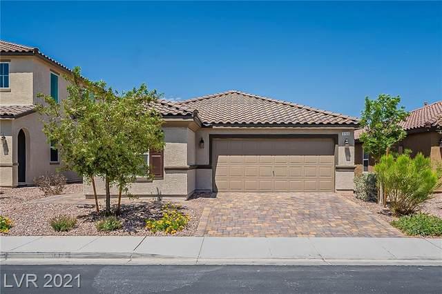 9130 Ellington Hill Lane, Las Vegas, NV 89148 (MLS #2289411) :: Jeffrey Sabel