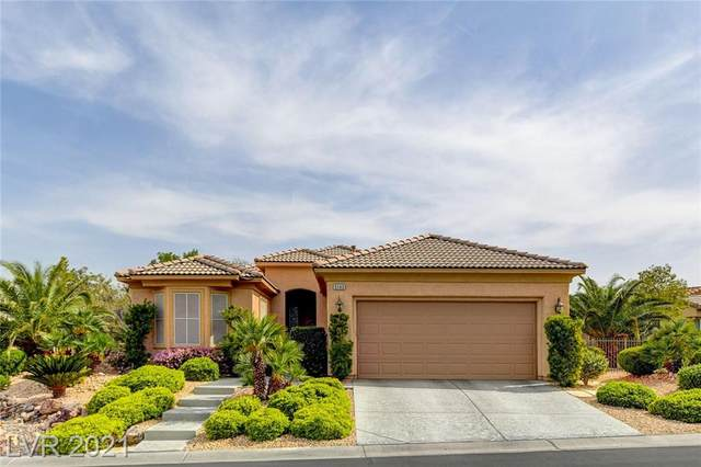 5143 Estasi Street, Las Vegas, NV 89135 (MLS #2289416) :: Signature Real Estate Group