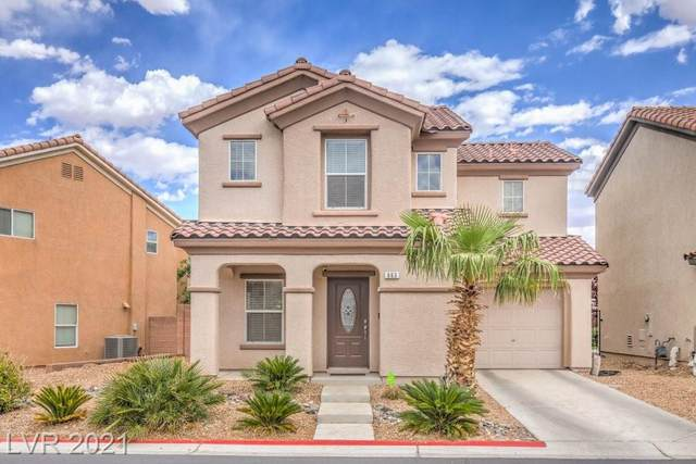 663 Wessex Drive, Las Vegas, NV 89178 (MLS #2289431) :: Vestuto Realty Group