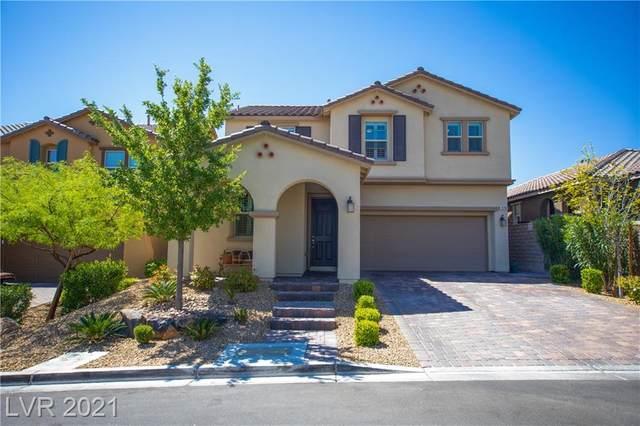 12281 Argent Bay Avenue, Las Vegas, NV 89138 (MLS #2289459) :: Jeffrey Sabel