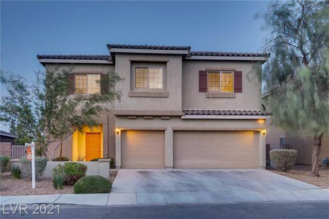 704 Suguaro Bluffs Street, Henderson, NV 89014 (MLS #2289462) :: Jeffrey Sabel