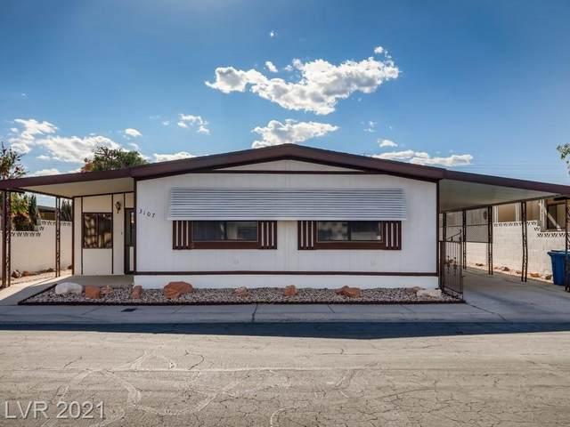 3107 Chimayo Lane, Las Vegas, NV 89122 (MLS #2289516) :: Custom Fit Real Estate Group