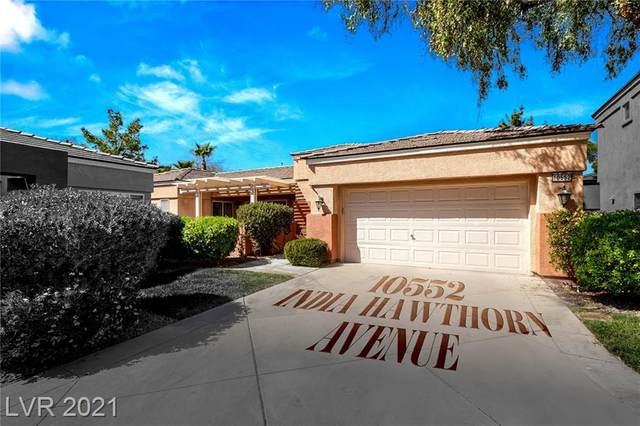 10552 India Hawthorn Avenue, Las Vegas, NV 89144 (MLS #2289554) :: Custom Fit Real Estate Group