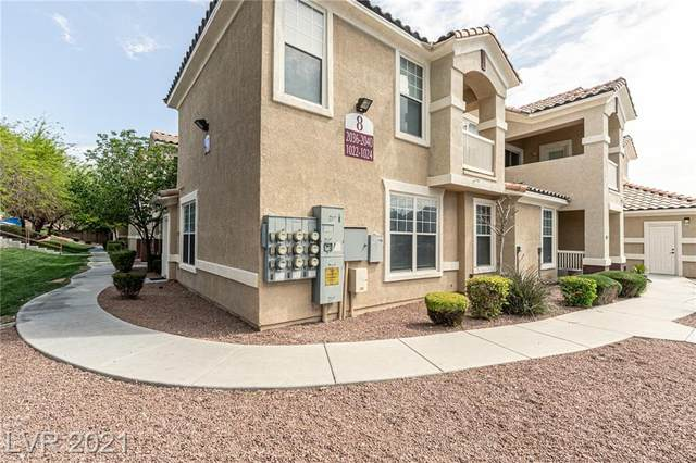 5855 Valley Drive #1024, North Las Vegas, NV 89031 (MLS #2289557) :: Team Michele Dugan