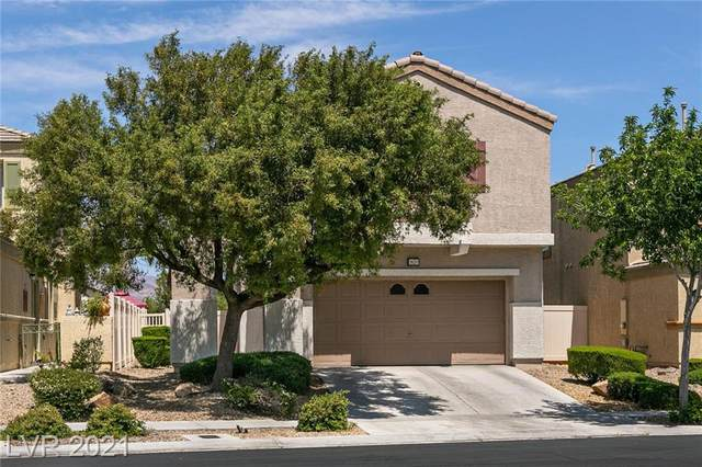 3620 Turquoise Waters Avenue, North Las Vegas, NV 89081 (MLS #2289571) :: Custom Fit Real Estate Group